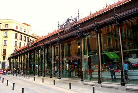 Parques de estacionamento Mercado San Miguel em Madrid - Reserve ao melhor preço