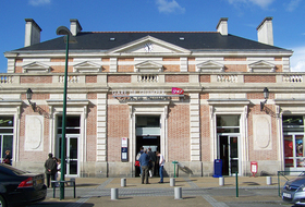 Quimper train station car parks in Quimper - Book at the best price