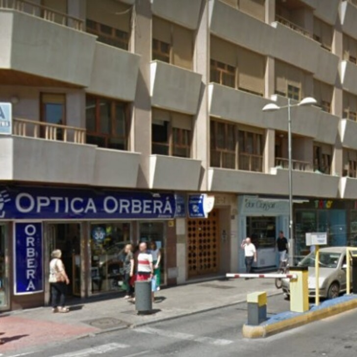 Parking Público RAMBLA OBISPO ORBERÁ (Cubierto) Almería