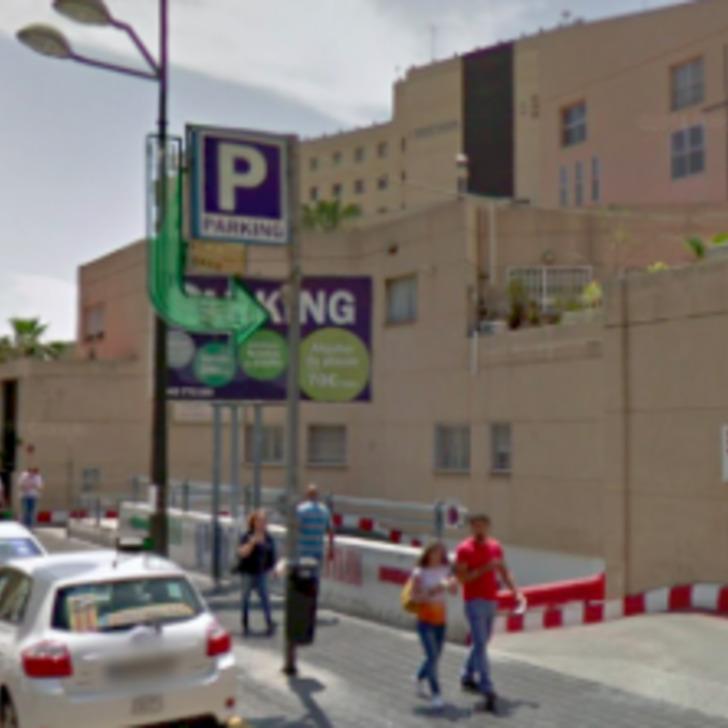 Parking Público PARKING SANTA TERESA (Cubierto) Valencia