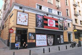Parques de estacionamento Théâtre Alfil em Madrid - Ideal para espectáculos
