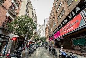 Parking Teatro Príncipe Gran Vía en Madrid : precios y ofertas - Parking de teatro | Onepark