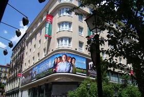 Parkings Théâtre Maravillas à Madrid - Idéal spectacles