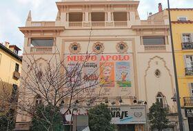 Parking Teatro Nuevo Apolo en Madrid : precios y ofertas - Parking de teatro | Onepark