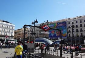 Parkings Théâtre Luchana à Madrid - Idéal spectacles