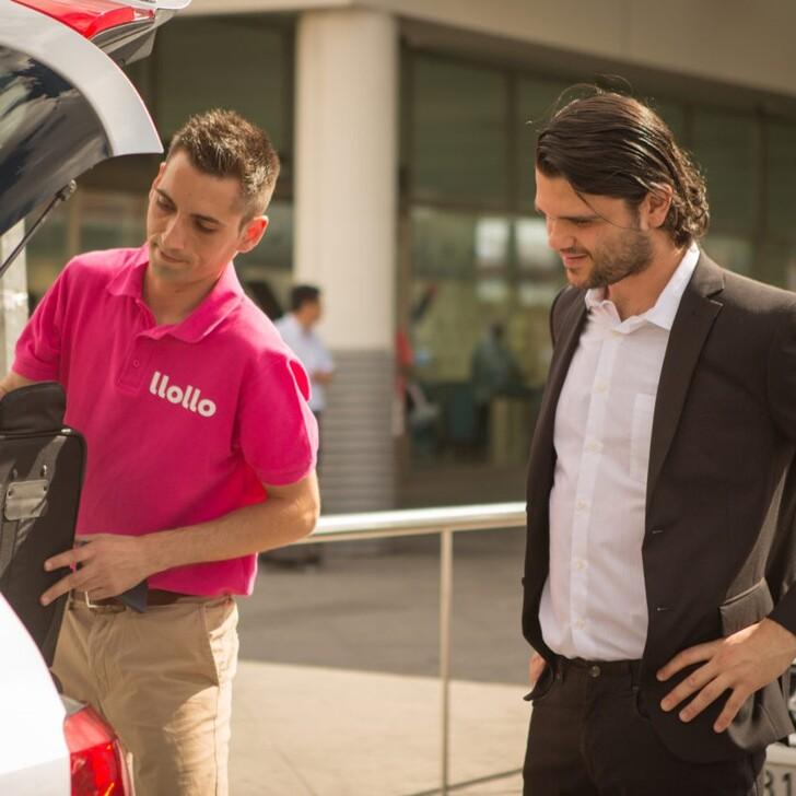 Parking Service Voiturier LLOLLO ATOCHA (Couvert) Madrid