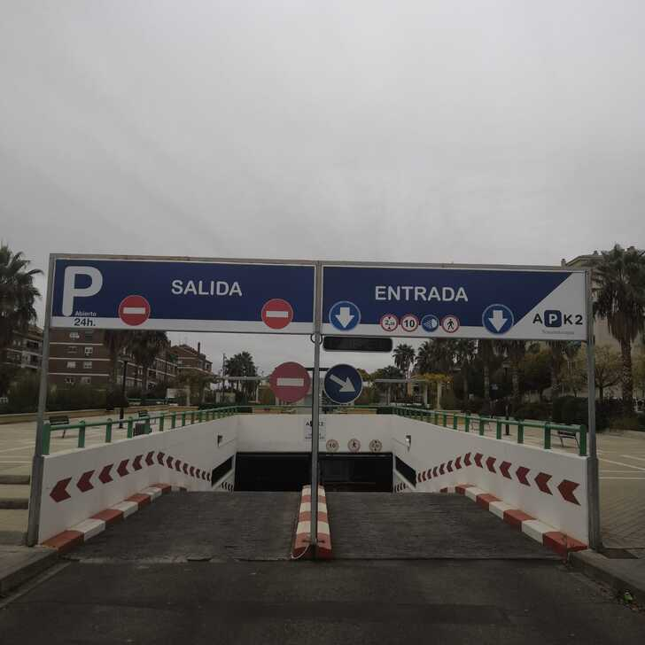 APK2 HOSPITAL TRAUMATOLOGIA Public Car Park (Covered) Granada