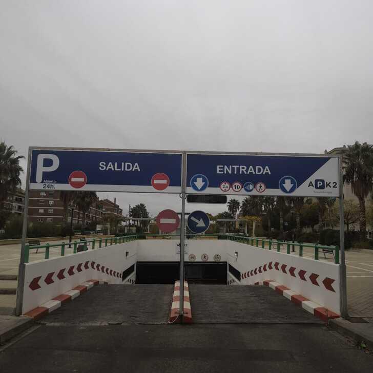 Parking Público APK2 HOSPITAL TRAUMATOLOGIA (Cubierto) Granada