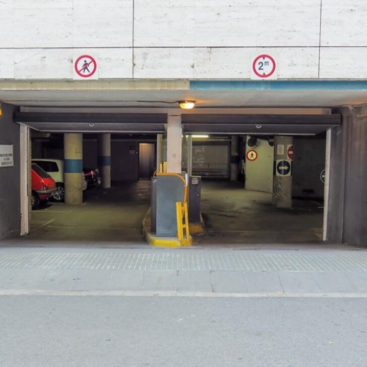Parking Público COLOM (Cubierto) Sant Cugat del Vallès