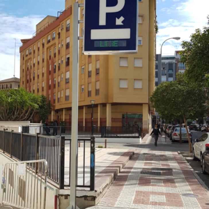 Parking Público RONDA CENTRO IPARK (Cubierto) Granada