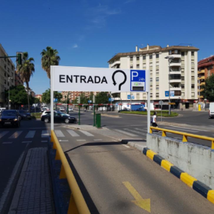 CÓRDOBA CENTRO IPARK Openbare Parking (Overdekt) Córdoba