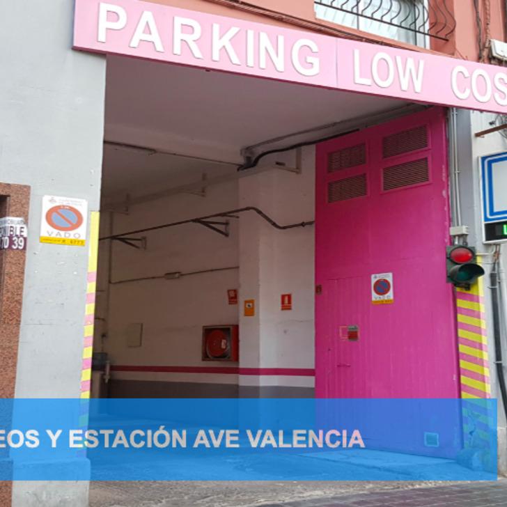 Parking Público LOW COST VALENCIA ESTACIÓN (Cubierto) Valencia