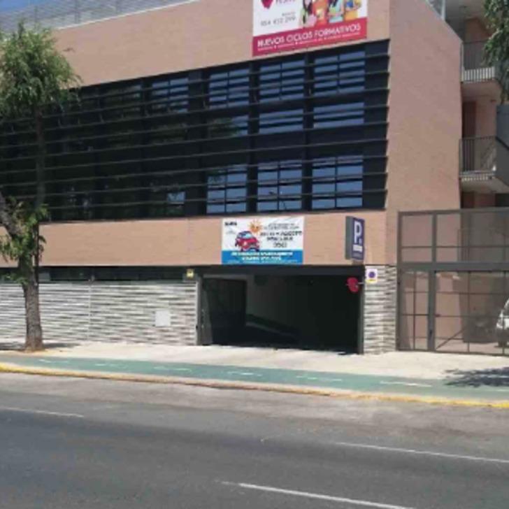 Estacionamento Público COLEGIO SAN JOSÉ SFCC (Coberto) Sevilla