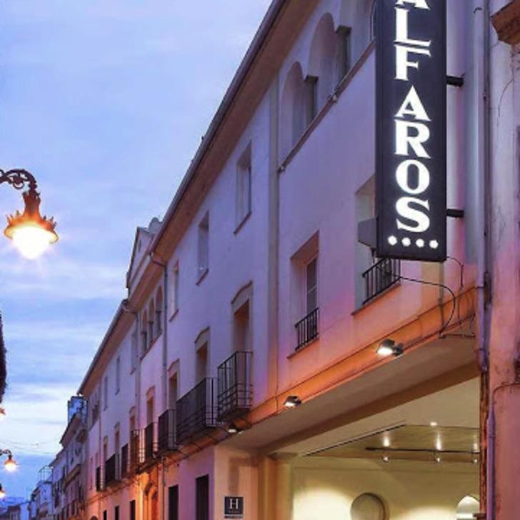 Parking Hôtel MACIA ALFAROS (Couvert) Córdoba