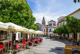 Car parks in Córdoba city centre - Book at the best price