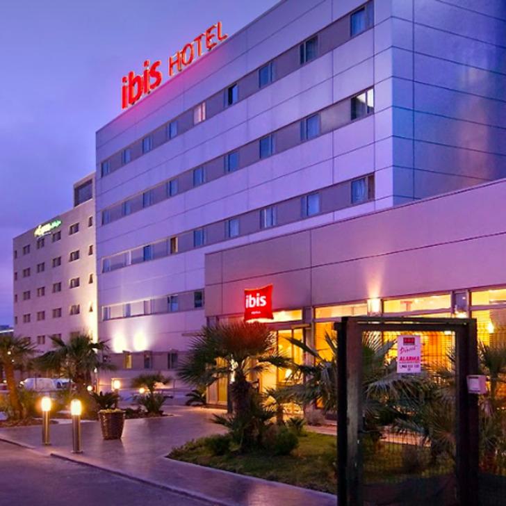 IBIS VALENCIA BONAIRE AEROPUERTO Hotel Parking (Exterieur) Quart de Poblet