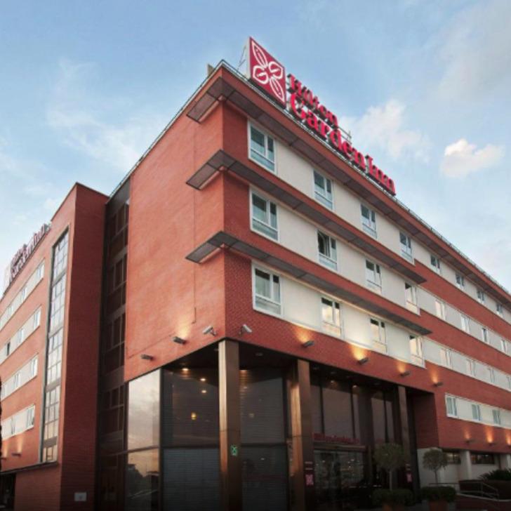 HILTON INN MÁLAGA Hotel Car Park (Covered) Málaga