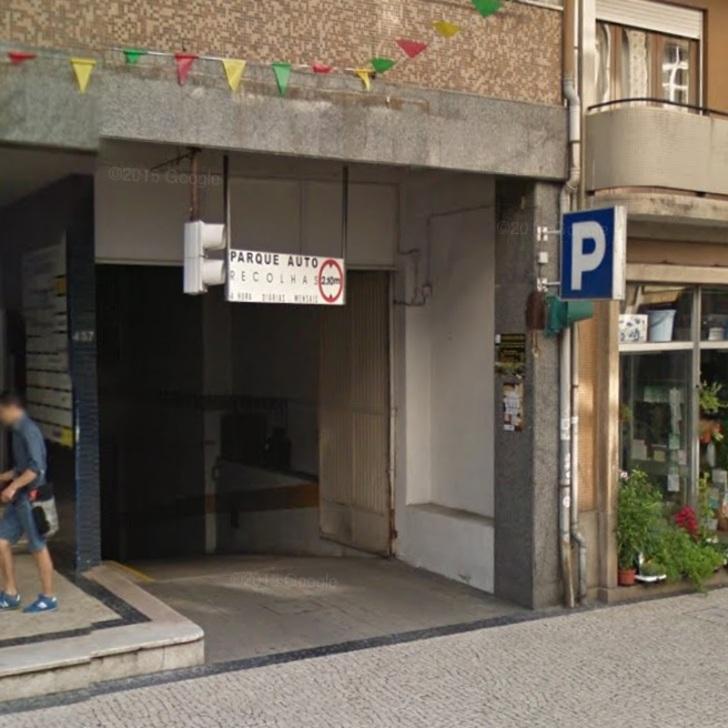 PARQUE DA ROTINA FÁCIL Openbare Parking (Overdekt) Porto