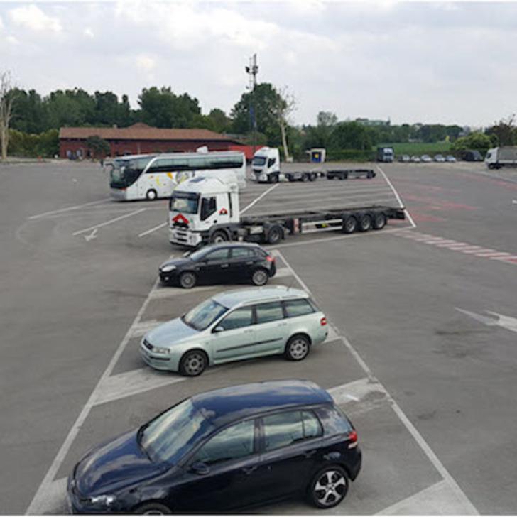 EMILIA PARK Discount Parking (Exterieur) Milano