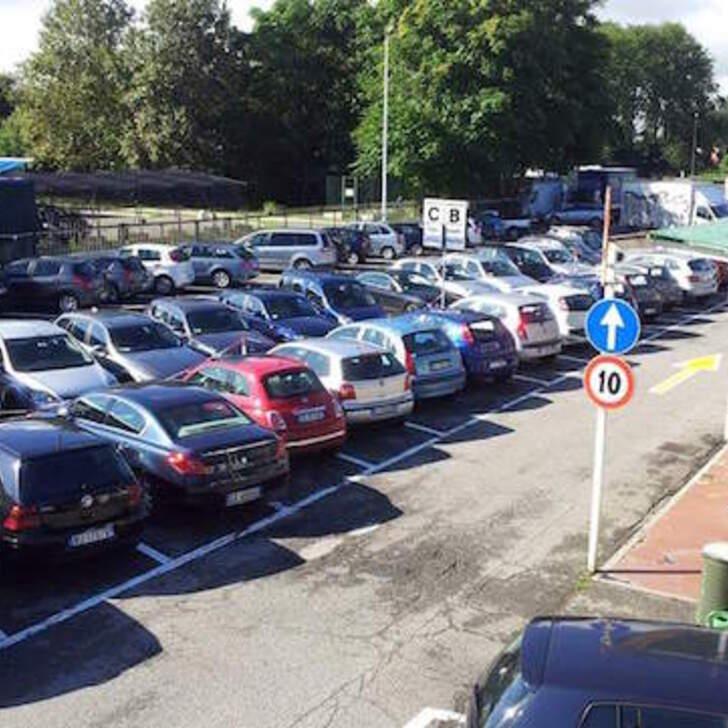 ROGOREDO PARK - AEROPORTO LINATE Discount Car Park (External) Milano