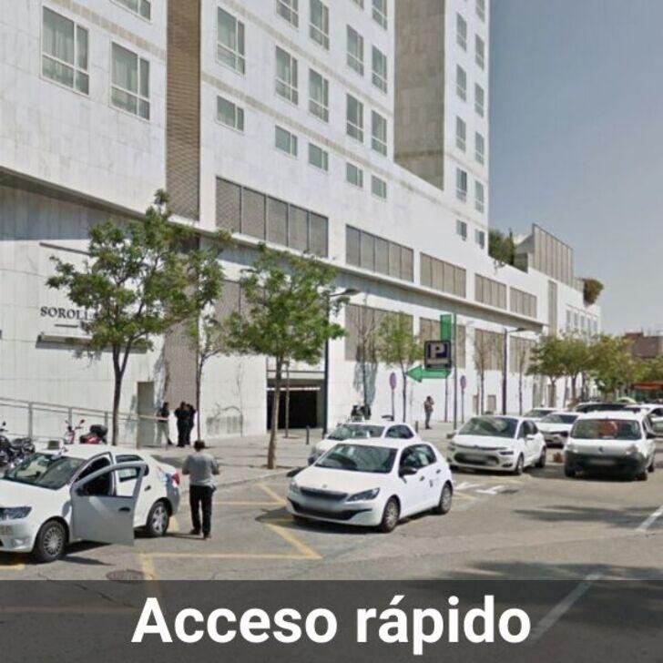SOROLLA CENTER Openbare Parking (Overdekt) Valencia