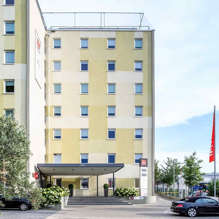Parking Hotel IBIS STUTTGART AIRPORT MESSE (Cubierto) Leinfelden-Echterdingen