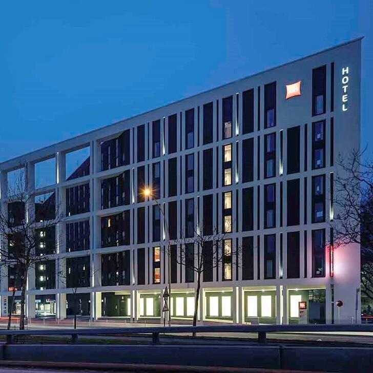 Parking Hotel IBIS HAMBURG CITY (Cubierto) Hamburg