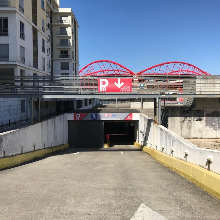 P8 ALTO DOS MOINHOS Public Car Park (Covered) Lisboa