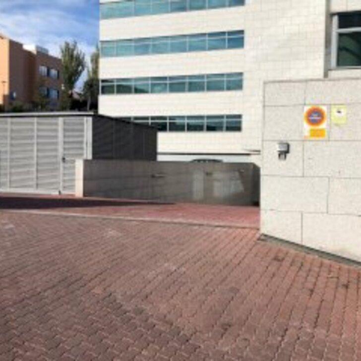 Parking Público AVENIDA BRUSELAS (Cubierto) Alcobendas, Madrid