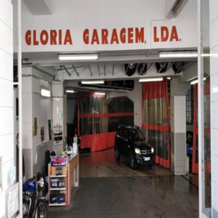 Parking Public GLÓRIA GARAGEM (Couvert) Lisboa