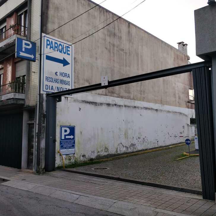 Parking Público BONJARDIM (Exterior) Porto