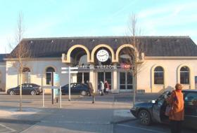 Parkings Gare de Vierzon à Vierzon - Réservez au meilleur prix