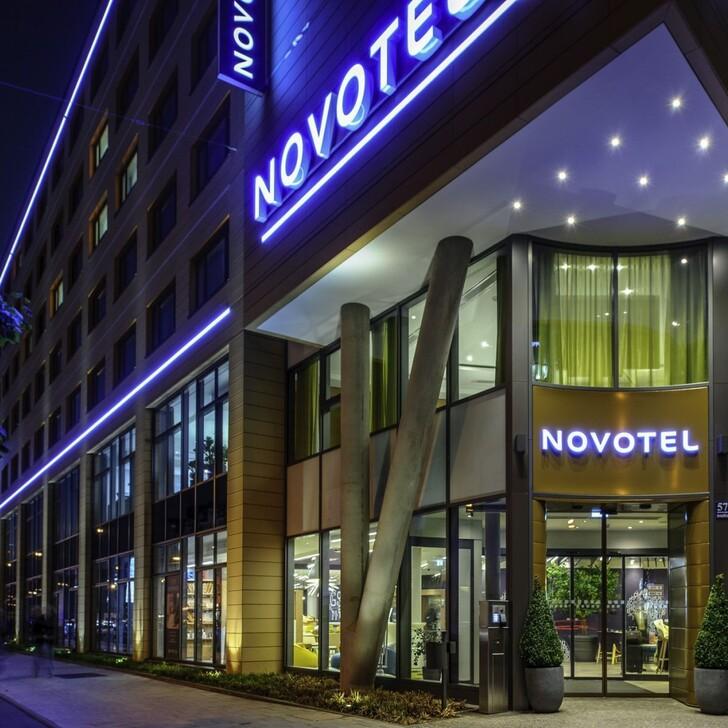 NOVOTEL MÜNCHEN CITY ARNULFPARK Hotel Parking (Overdekt) München