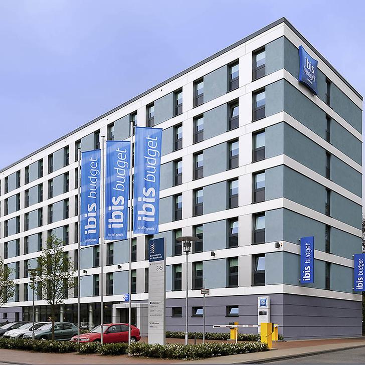 IBIS BUDGET KÖLN MESSE Hotel Parking (Exterieur) Köln