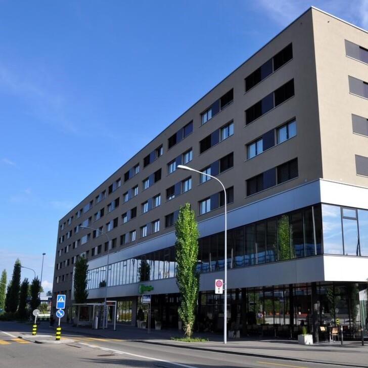 Estacionamento Hotel HOLIDAY INN ZÜRICH MESSE (Coberto) Zürich