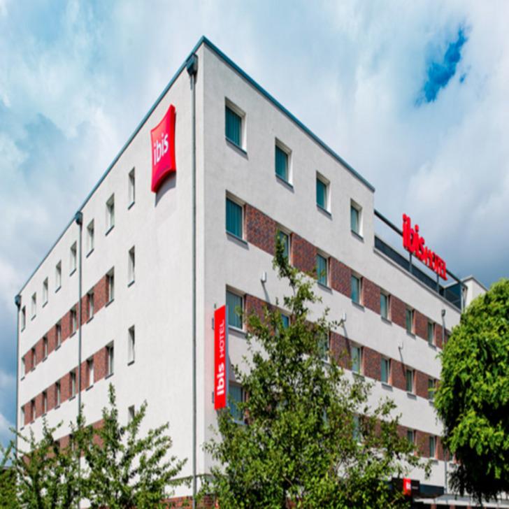 Estacionamento Hotel IBIS HAMBURG AIRPORT (Coberto) Hamburg