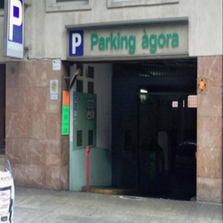 Estacionamento Público PARKING ÁGORA (Coberto) Barcelona