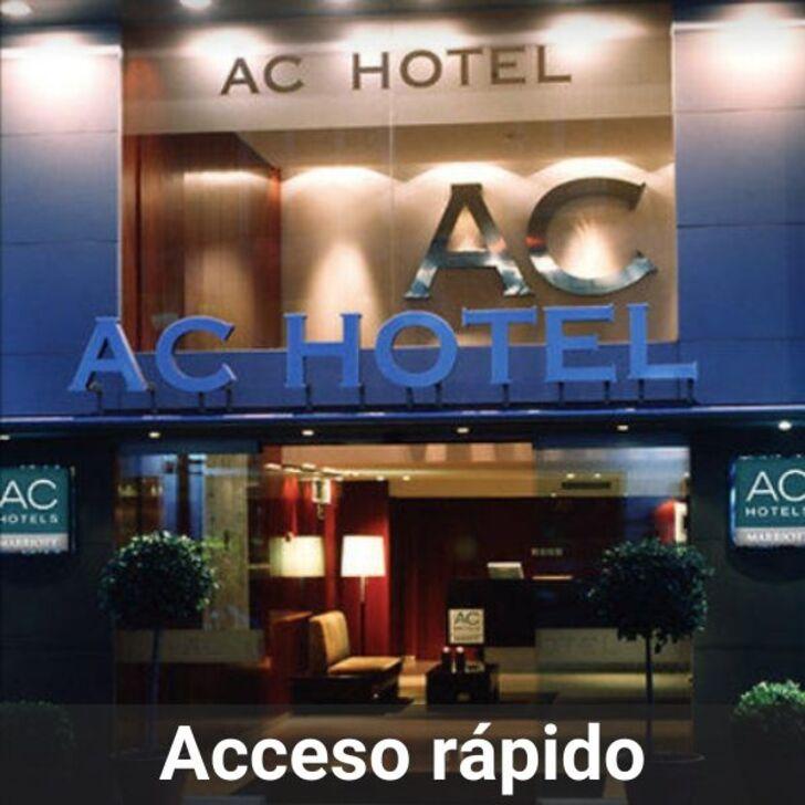AC AVENIDA DE AMERICA Hotel Car Park (Covered) Madrid