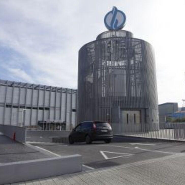 CONTINENTAL- HOSPITAL IMQ-ZORROTZAURRE Openbare Parking (Exterieur) Bilbao