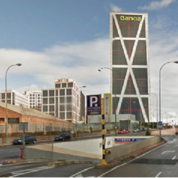 Estacionamento Público INTERCAMBIADOR PLAZA DE CASTILLA (Coberto) Madrid
