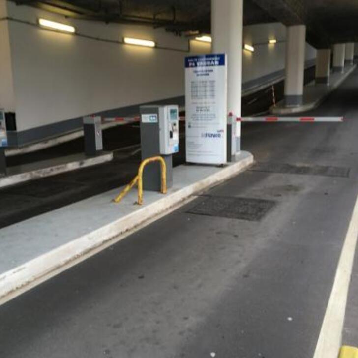Estacionamento Oficial EFFIA LE HAVRE VAUBAN (Coberto) Le Havre