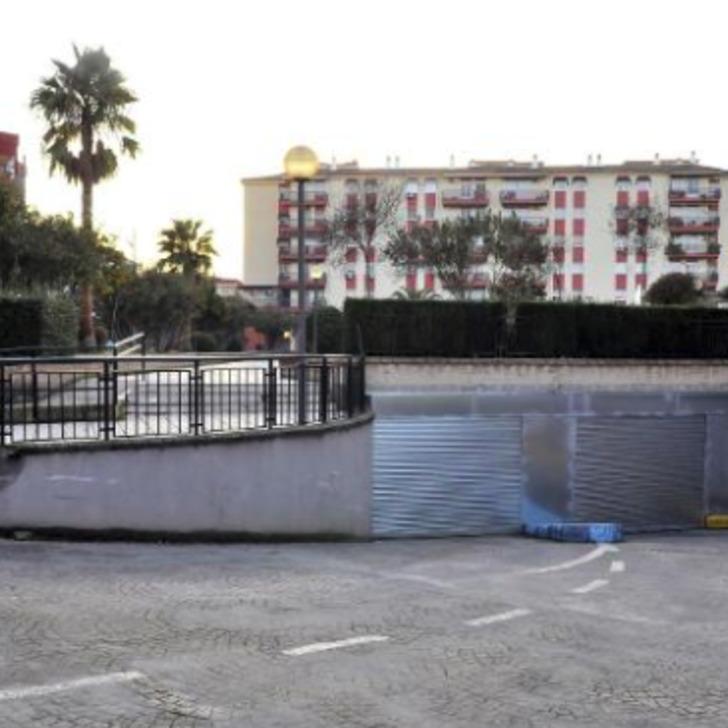 PLAZA DE SAN JUAN BOSCO Openbare Parking (Overdekt) Jaen