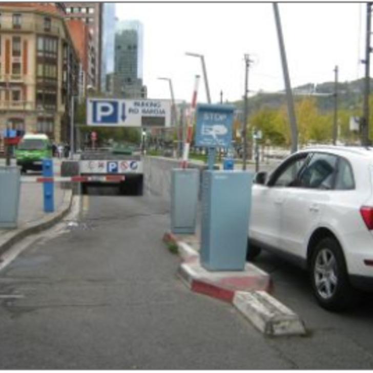 Parking Public CONTINENTAL- PIO BAROJA BILBAO (Couvert) Bilbao