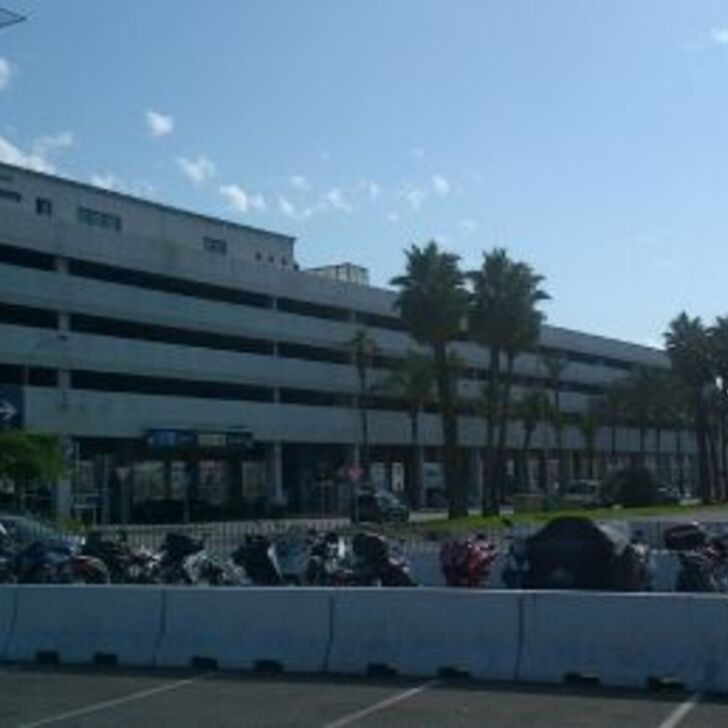 Estacionamento Público CONTINENTAL - LARGA ESTANCIA P1 - PUERTO ALGECIRAS (Coberto) Algeciras