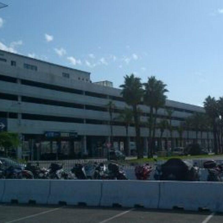 Parking Public CONTINENTAL - LARGA ESTANCIA P1 - PUERTO ALGECIRAS (Couvert) Algeciras