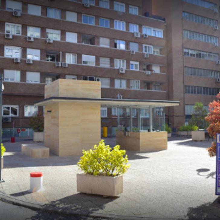 GENERAL MARTINEZ CAMPOS Public Car Park (Covered) Madrid