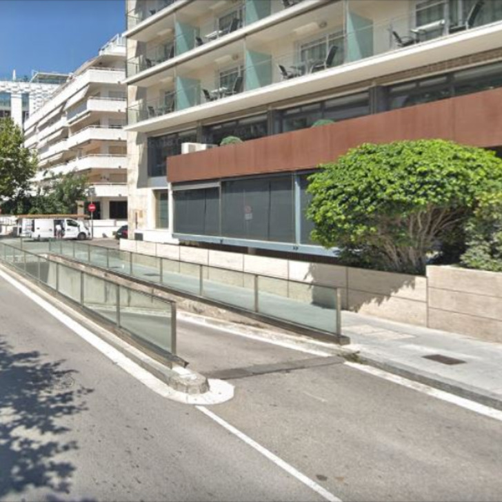 CONTINENTAL- AVENIDA SOFIA-SITGES Public Car Park (Covered) Sitges