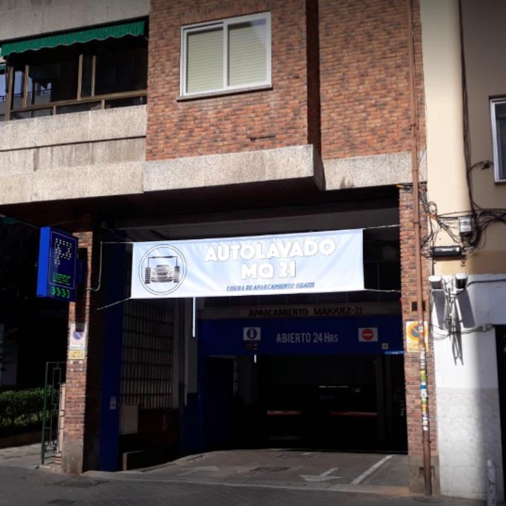 Parking Public MAIQUEZ 21 HOSPITAL GREGORIO MARAÑON (Couvert) Madrid