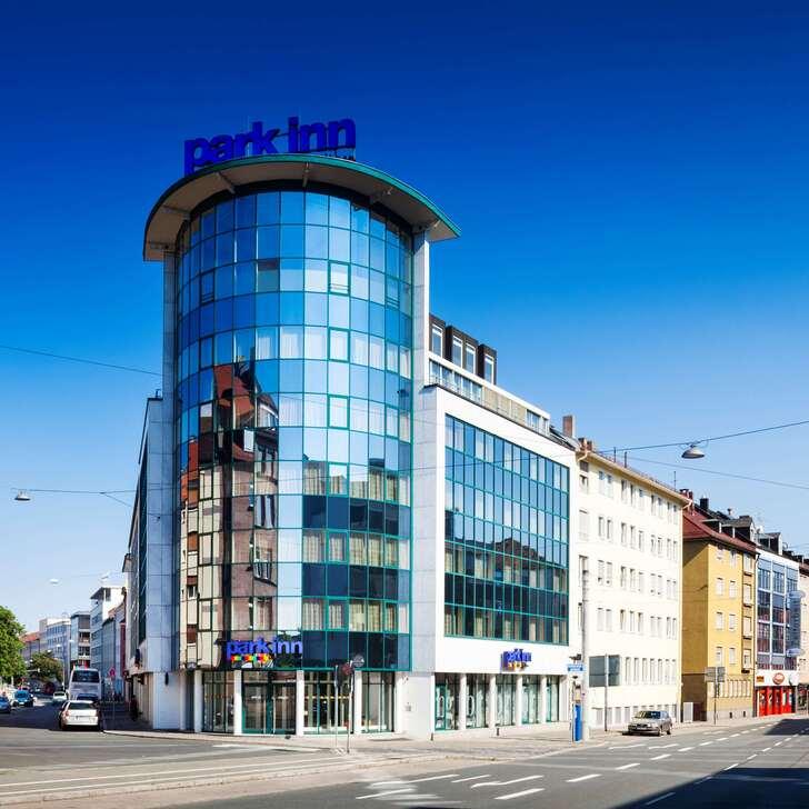 Parking Hotel PARK INN BY RADISSON NÜRNBERG (Cubierto) Nürnberg