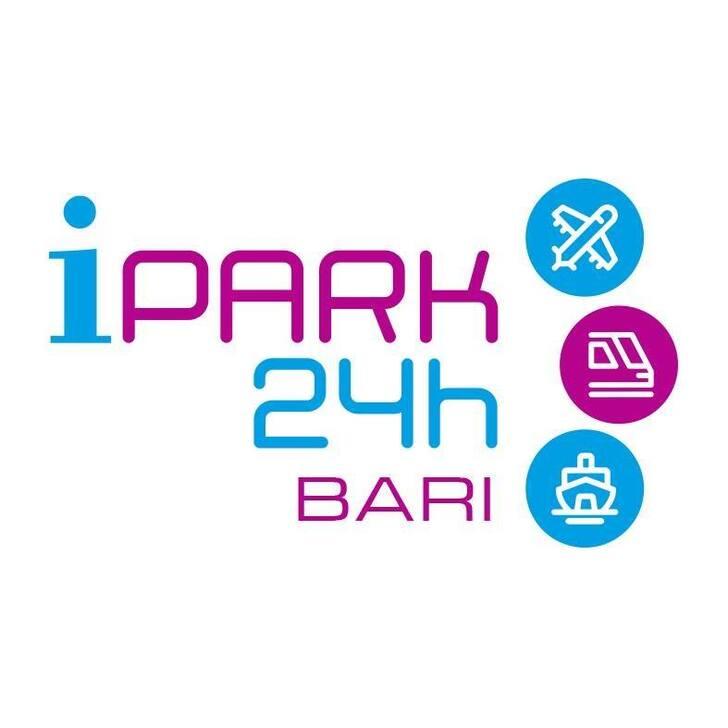Estacionamento Low Cost IPARK24H STAZIONE SHUTTLE (Exterior) Bari